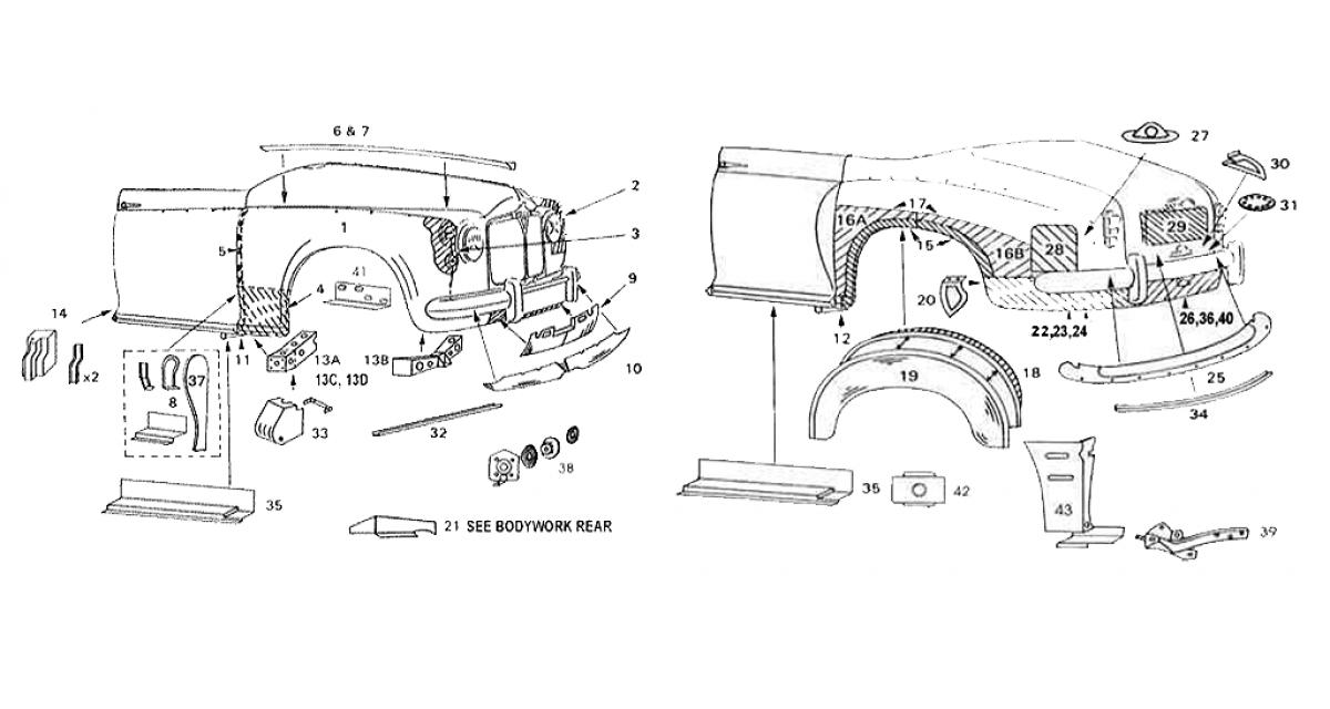 v8 car engine diagram labels
